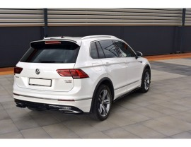 VW Tiguan 2 MX Rear Bumper Extensions
