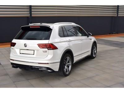 VW Tiguan 2 MX Rear Bumper Extensions