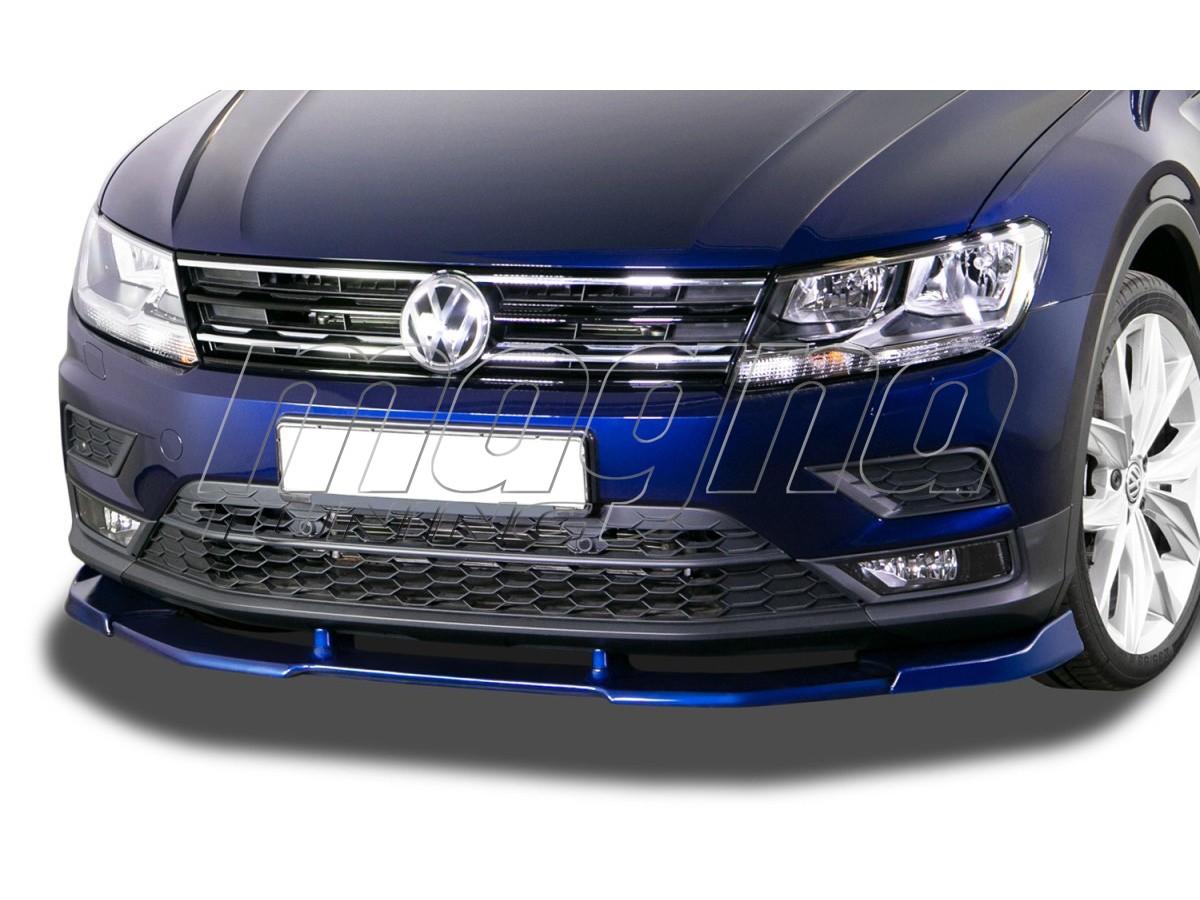 VW Tiguan 2 Verus-X Front Bumper Extension