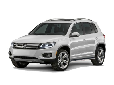 VW Tiguan 5N Atos Running Boards