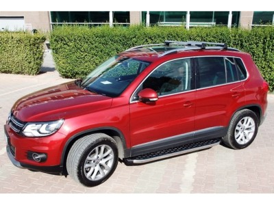 VW Tiguan 5N Helios Running Boards