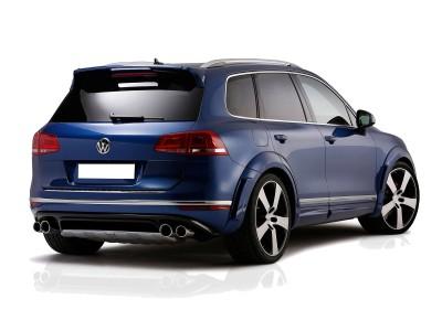 VW Touareg 2 E2 Hatso Szarny