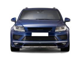 VW Touareg 2 Facelift E2 Front Bumper Extension