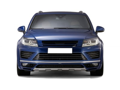 VW Touareg 2 Facelift E2 Front Bumper Extension