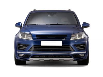 VW Touareg 2 Facelift Extensie Bara Fata E2