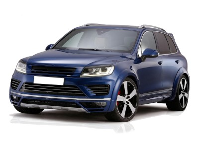 VW Touareg 2 Facelift R-Line Wide Body Kit E2