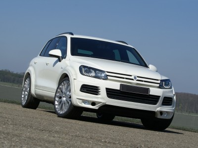 VW Touareg 2 GTS Wide Body Kit