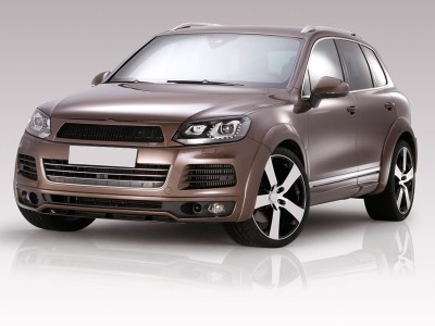VW Touareg 2 R-Line Wide Body Kit E-Style