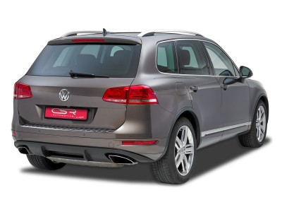 VW Touareg 2 SFX Rear Bumper Extension