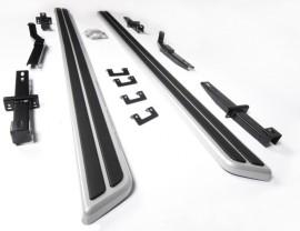 VW Touareg 2 Speed Running Boards