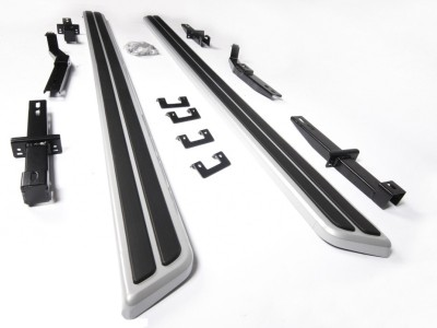 VW Touareg 2 Speed Running Boards