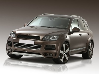 VW Touareg 2 Wide Body Kit E-Style