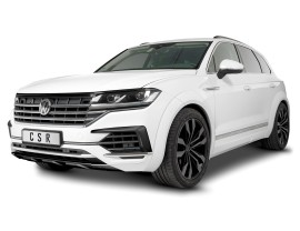 VW Touareg 3 CX Front Bumper Extension