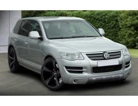 VW Touareg Facelift Vortex Front Bumper Extension