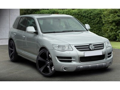 VW Touareg Facelift Vortex Front Bumper Extension