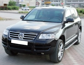 VW Touareg Helios Running Boards