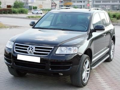 VW Touareg Helios Trittbretter
