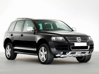 VW Touareg M-Style Front Bumper Extension