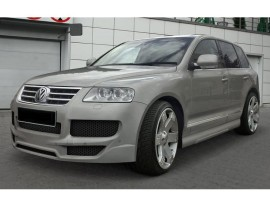 VW Touareg PR Side Skirts