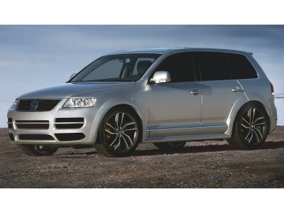VW Touareg SX Wide Body Kit