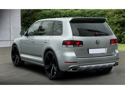 VW Touareg Vortex Side Skirts
