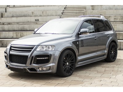 VW Touareg Wide Body Kit Saturn