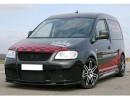 VW Touran Champion Front Bumper