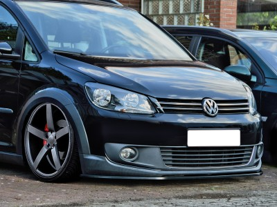 VW Touran Crosstouran I-Line Front Bumper Extension