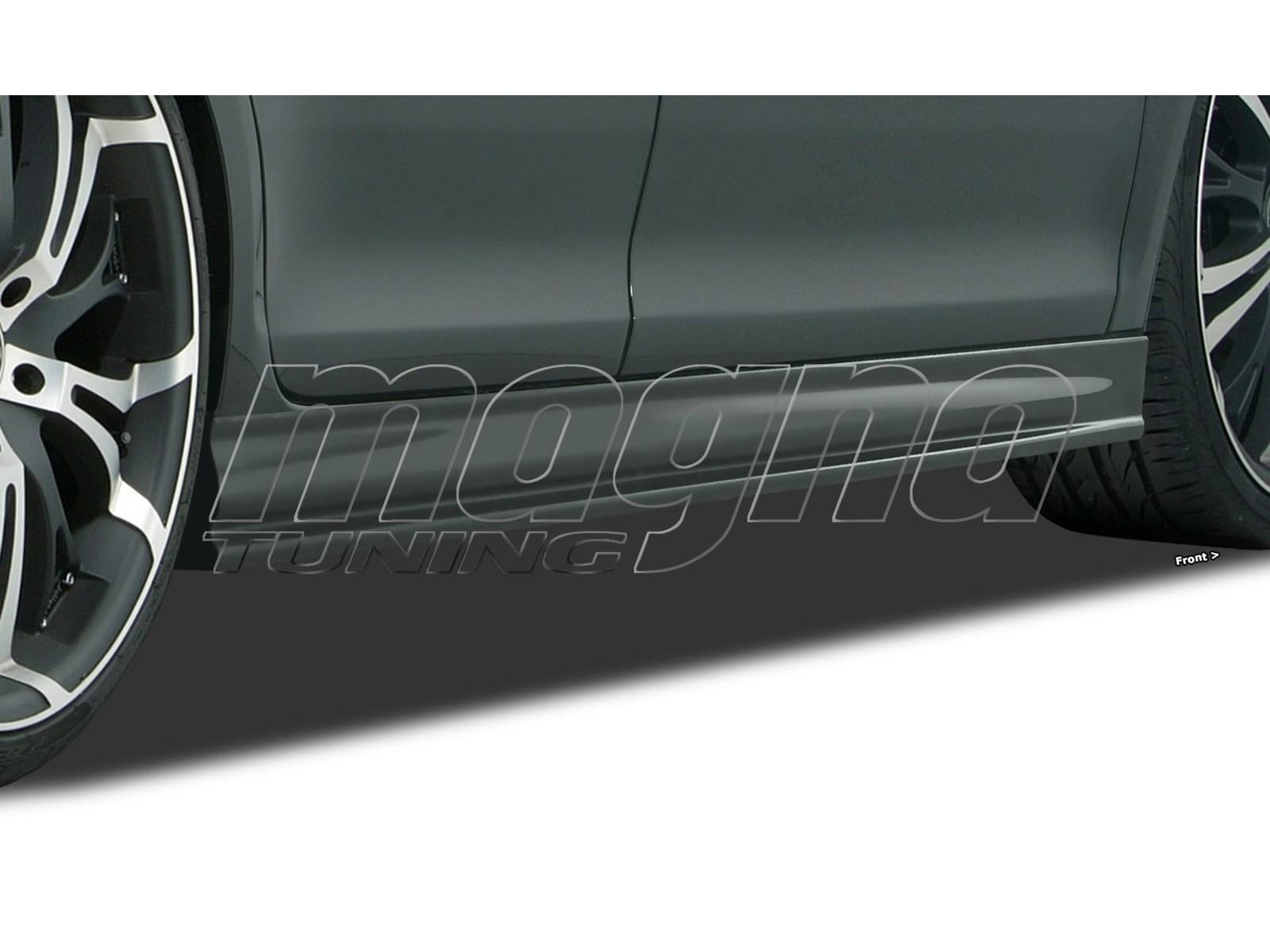 VW Touran Facelift Evolva Side Skirts