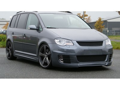VW Touran Facelift GTI-Look Front Bumper