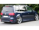 VW Touran Facelift Intenso Rear Bumper Extension