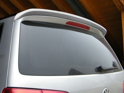 VW Touran Facelift Intenso Rear Wing