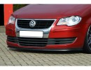 VW Touran Facelift Invido Front Bumper Extension