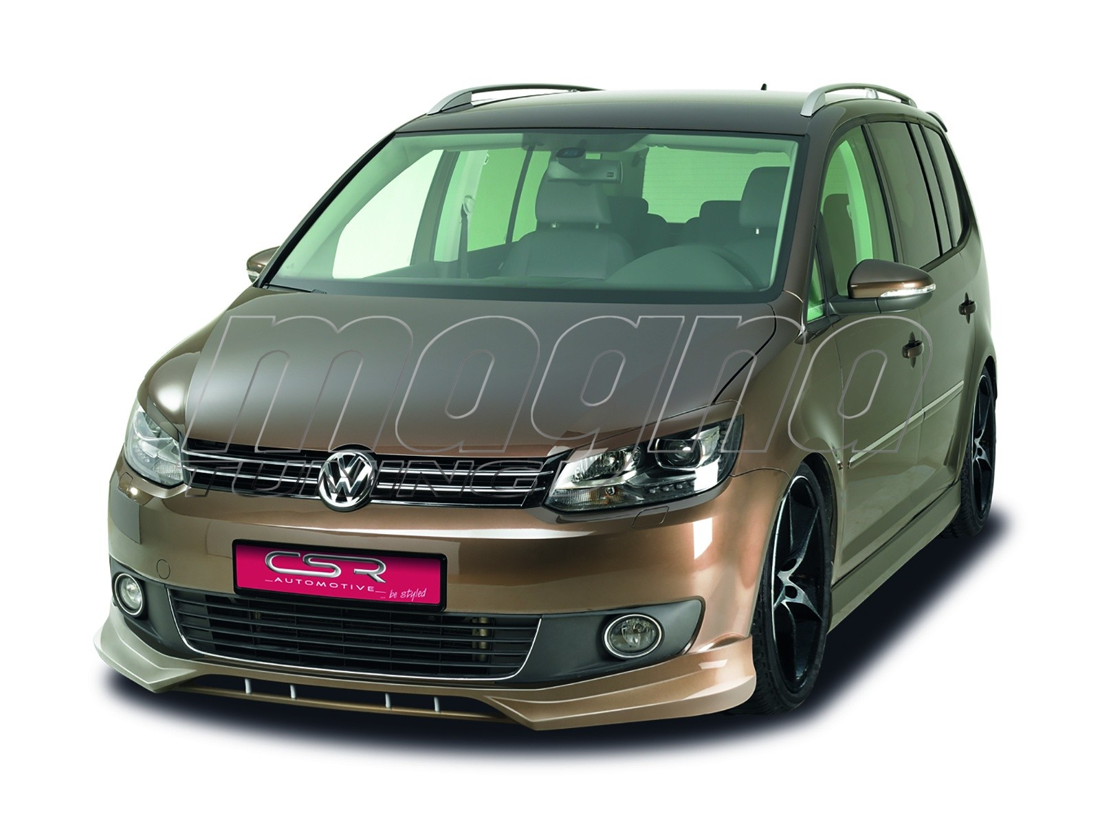 vw touran facelift n2 body kit. Black Bedroom Furniture Sets. Home Design Ideas
