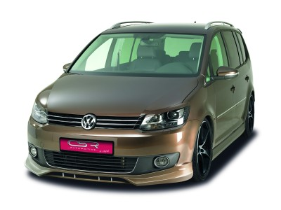 VW Touran Facelift N2 Front Bumper Extension