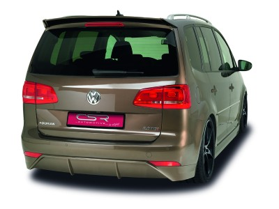 VW Touran Facelift N2 Rear Bumper Extension