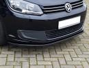 VW Touran Facelift Neptun Front Bumper Extension