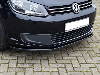 VW Touran Facelift Neptun Front Bumper Extension