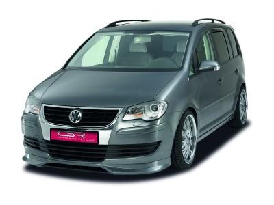 VW Touran Facelift NewLine2 Front Bumper Extension