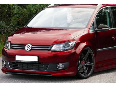 VW Touran Facelift Nexus Front Bumper Extension