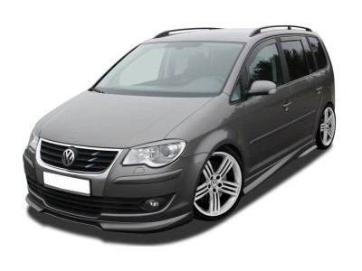 VW Touran Facelift R2 Front Bumper Extension