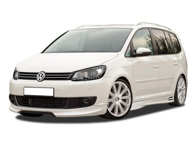 VW Touran Facelift RX Front Bumper Extension