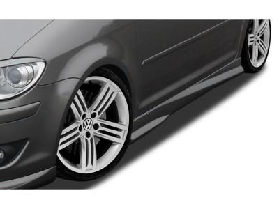 VW Touran Facelift Speed-R2 Side Skirts