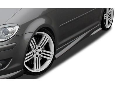 VW Touran Facelift Speed2 Side Skirts