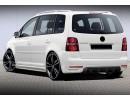 VW Touran Facelift Strider Rear Bumper Extension