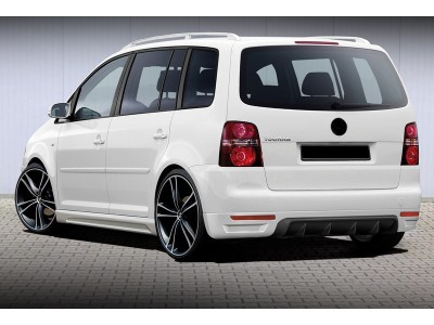VW Touran Facelift Strider Rear Bumper Extension