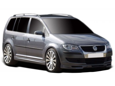 VW Touran Facelift Thor Front Bumper Extension