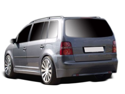 VW Touran Facelift Thor Rear Bumper Extension