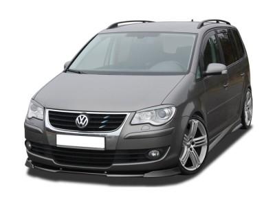 VW Touran Facelift V2 Front Bumper Extension