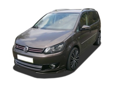 VW Touran Facelift V3 Front Bumper Extension